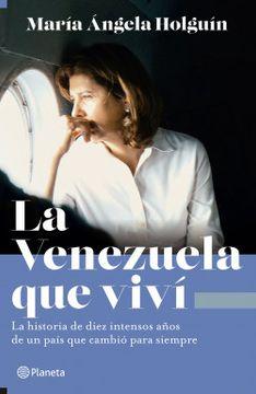 portada La Venezuela que viví