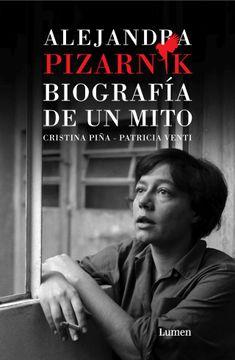 portada Alejandra Pizarnik Biografia de un Mito