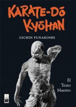 portada Karate-Do Kyohan: El Texto Maestro