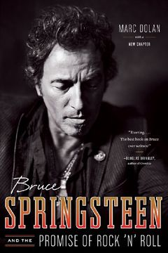 portada Bruce Springsteen and the Promise of Rock 'n' Roll (libro en Inglés)
