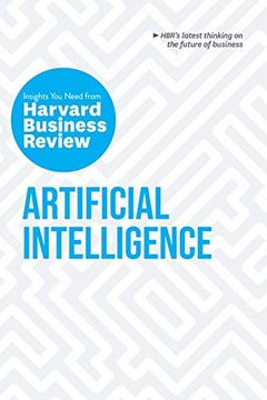 portada Artificial Intelligence: The Insights you Need From Harvard Business Review (Hbr Insights Series) (libro en Inglés)