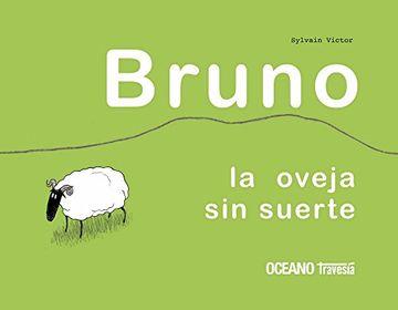 portada Bruno, la Oveja sin Suerte: Una Montaña, un Valle, una Manada de Ovejas y Bruno (Los Álbumes)