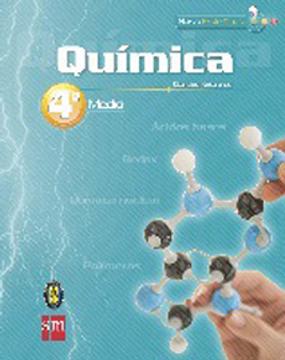portada Set Química 4º Medio (Nuevo Explorando) (Sm)