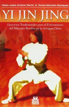 portada Yi jin Jing Ejercicios Tradicionales Para el Estiramientos del Musculo-Tendon