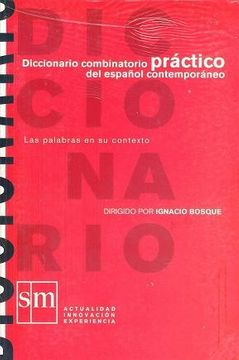 portada Diccionario Combinatorio Práctico del Español Contemporáneo: Las Palabras en su Contexto