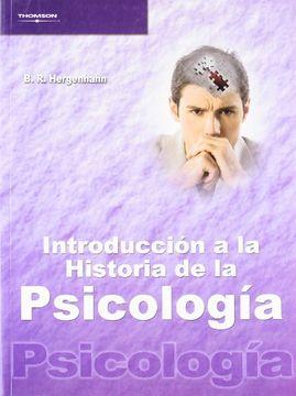 portada Introduccion a la Historia de la Psicologia