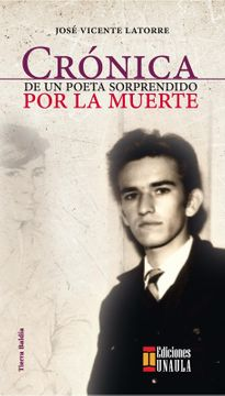 portada Crónica de un Poeta Sorprendido por la Muerte