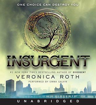 portada Insurgent CD (Divergent Trilogy)