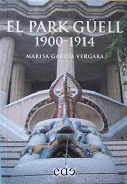 portada El Park Güell 1900-1914