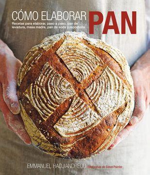portada Como Elaborar pan