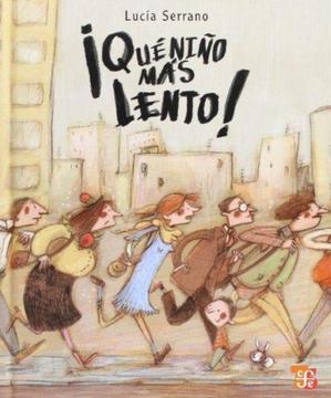 portada Que Niño mas Lento!