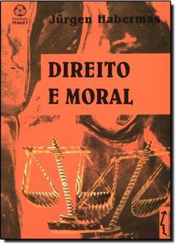 portada Direito e moral