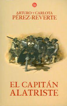 portada El Capitán Alatriste