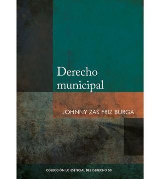 portada Derecho Municipal