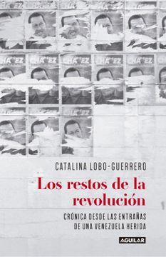 portada Los restos de la revolución