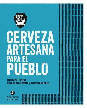 portada Cerveza Artesana Para el Pueblo