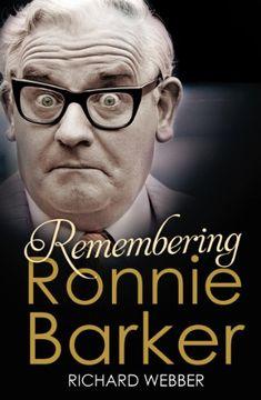 portada Remembering Ronnie Barker (libro en Inglés)