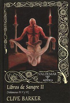 portada Libros de Sangre ii