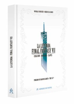 portada Leyenda Final Fantasy vii