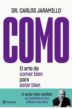portada COMO: El arte de comer bien para estar bien