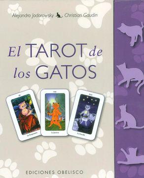 portada El Tarot de los Gatos