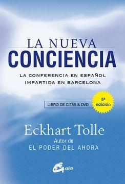 portada La Nueva Conciencia: La Conferencia en Español Impartida en Barcelona