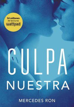 portada Culpa Nuestra  ( Libro 3 de la Serie Culpables )