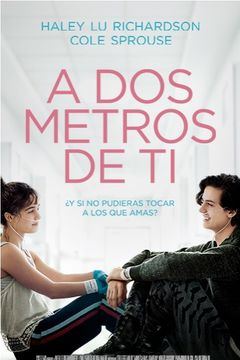 portada A dos Metros de ti