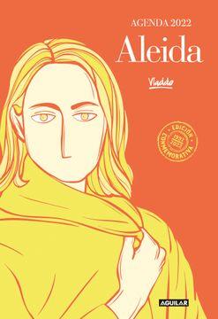 portada AGENDA ALEIDA 2022 AMARILLA