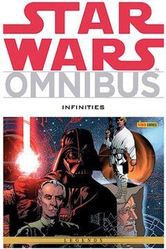 portada Star Wars Legends Omnibus Infinities
