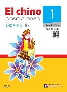 portada El Chino Paso a Paso Vol. 1 - Libro de Texto