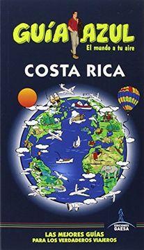 portada Costa Rica (libro en Español, ISBN-10: 8416408858, ISBN-13: 978-8416408856)