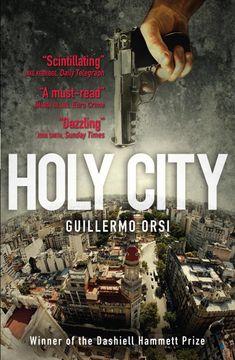 portada Holy City (libro en inglés)