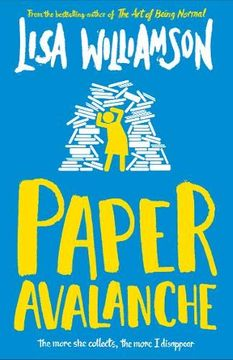 portada Paper Avalanche (libro en Inglés)