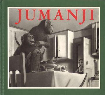 portada Jumanji (Los Especiales de a la Orilla del Viento)