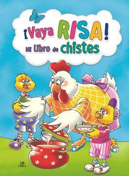 portada Vaya Risa! Mi Libro de Chsites (mi Libro de Entretenimientos)