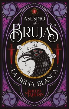 portada Asesino de Brujas vol 1. La Bruja Blanca