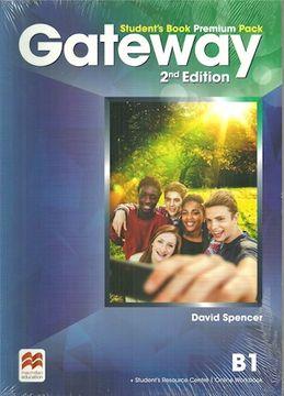 portada Gateway. B1. Student's Book-Workbook-Webcode. Con Espansionbe Online. Per le Scuole Superiori (libro en Inglés)