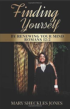 portada Finding Yourself by Renewing Your Mind (libro en Inglés)