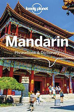 portada Lonely Planet Mandarin Phrasebook & Dictionary (libro en Inglés)