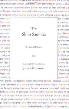 portada The Shiva Samhita: A Critical Edition and an English Translation (libro en Inglés)