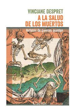 portada A la Salud de los Muertos
