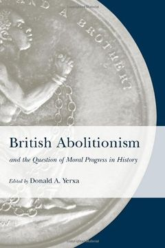 portada British Abolitionism and the Question of Moral Progress in History (libro en Inglés)