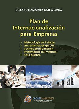 portada Plan de Internacionalización Para Empresas