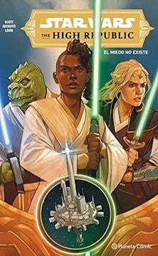 portada Star Wars the High Republic Tomo nº 01 (Star Wars: Recopilatorios Marvel)