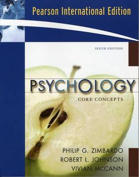 portada psychology: core concepts. philip g. zimbardo, robert l. johnson, vivian mccann