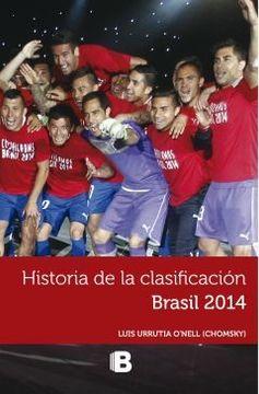 portada Historia de la clasificación Brasil 2014