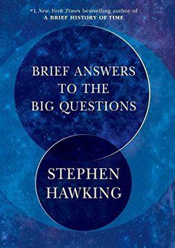 portada Brief Answers to the big Questions (libro en Inglés)