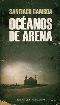 portada Oceanos de Arena