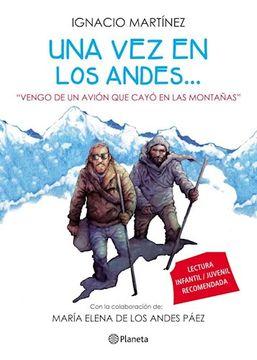 portada Una vez en los Andes